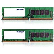 Patriot 8GB KIT DDR4 2133Mhz CL15 Signature Line s chladičem - Operačná pamäť