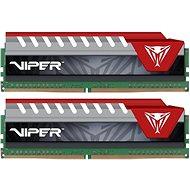 Patriot Viper Elite Series 8GB KIT DDR4 2400Mhz CL15 RED - Operačná pamäť