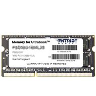 Patriot SO-DIMM 8GB DDR3 1600MHz CL11 Ultrabook Line - Operačná pamäť