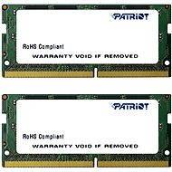 Patriot SO-DIMM 8GB KIT DDR4 SDRAM 2133MHz CL15 - Operačná pamäť