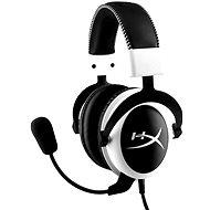 HyperX Cloud Gaming Headset biela - Slúchadlá s mikrofónom