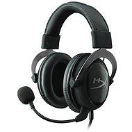 HyperX Cloud II Headset Gunmetal Grey - Slúchadlá s mikrofónom