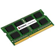 Kingston SO-DIMM 8 GB DDR3 1600 MHz CL11 Dual voltage - Operačná pamäť