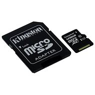 Kingston Micro SDHC 128 GB Class 10 UHS-I + SD adaptér - Pamäťová karta