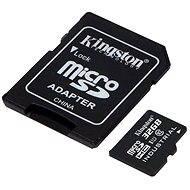 Kingston Micro SDHC 32GB Class 10 UHS-I Industrial Temp + SD adaptér - Pamäťová karta