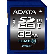 ADATA Premier SDHC 32GB UHS-I Class 10 - Pamäťová karta