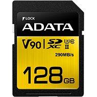 ADATA Premier ONE SDXC 128GB UHS-II U3 Class 10 - Pamäťová karta