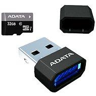 ADATA Premier Micro SDHC 32GB UHS-I + Micro Reader - Pamäťová karta
