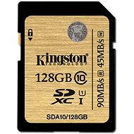 Kingston SDXC 128GB UHS-I Class 10 Ultimate - Pamäťová karta