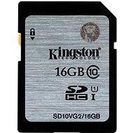 Kingston SDHC 16GB Class 10 UHS-I - Pamäťová karta