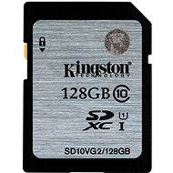 Kingston SDXC 128GB Class 10 UHS-I - Pamäťová karta
