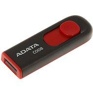 ADATA C008 8GB čierny - Flash disk