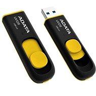ADATA UV128 32GB čierno-žltý - Flash disk