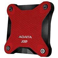ADATA SD600 SSD 256GB červený - Externý disk