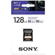 Sony SDXC 128GB Class 10 Pre - Pamäťová karta