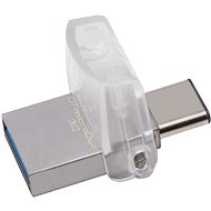 Kingston DataTraveler MicroDuo 3C 64GB - Flash disk