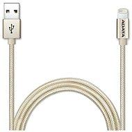 ADATA Lightning MFi 1m Gold - Dátový kábel