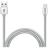ADATA Lightning MFi 1 m Silver - Dátový kábel