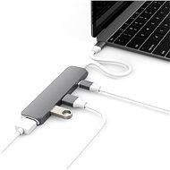 Hyper USB-C hub so 4K HDMI sivý - USB Hub