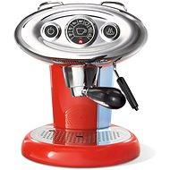 ILLY Francis Francis X7.1 červený + 2 keramické šálky - Kávovar na kapsuly