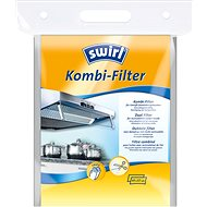 SWIRL Univerzálny kombi filter do digestorov - Filter
