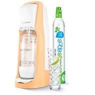 SodaStream Jet Pastel Orange - Výrobník sódy