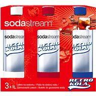 SodaStream TriPack 1l Retro Kola - Náhradná fľaša