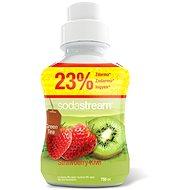 SodaStream Green IceTea Kiwi/Jahoda, 750 ml - Sirup