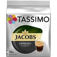 TASSIMO Jacobs Krönung Espresso 118,4g - Kávové kapsuly