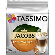 TASSIMO Jacobs Krönung Latte Macchiato Caramel 268g - Kávové kapsuly