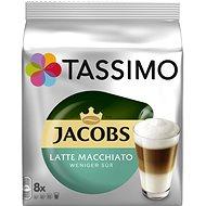 TASSIMO Jacobs Krönung Latte Macchiato Less Sweet 236g - Kávové kapsuly