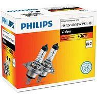 PHILIPS H4 Vision, 60/55 W, základňa P43t-38, súprava 2 ks - Autožiarovka