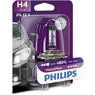 PHILIPS H4 VisionPlus, 60 / 55W, patice P43t-38 - Autožiarovka