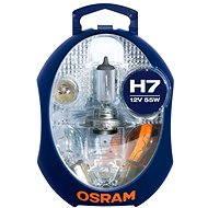 OSRAM H7 servisná krabička, (H7, P21W, PY21W, P21/5W, R5W, W5W) - Autožiarovka
