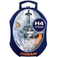 OSRAM H4 servisné krabička, (H4, P21W, PY21W, P21 / 5W, R5W, W5W) - Autožiarovka