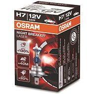 OSRAM H7 Nightbreaker Laser + 130% - Autožiarovka
