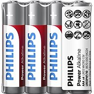Philips LR03P4F 4 ks v balení - Batéria