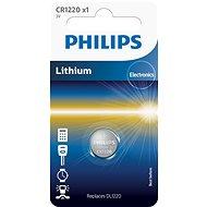 Philips CR1220 1 ks v balení - Batéria