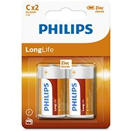 Philips R14L2B 2 ks v balení - Batéria