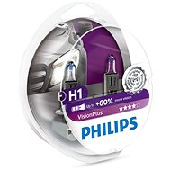 PHILIPS H1 VisionPlus 2 ks - Autožiarovka