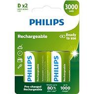 Philips R20B2A300 2 ks v balení - Batéria