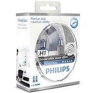 PHILIPS H1 WhiteVision 2 ks - Autožiarovka