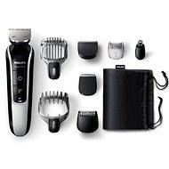 Philips Series 5000 Viacúčelový zastrihávač fúzov a vlasov Pro 8 v 1 QG3371/16 - Zastrihávač vlasov a brady
