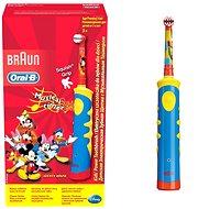 Oral B Rechargeable Kids D10K - dobíjacia detská kefka - Elektrická zubná kefka