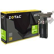 ZOTAC GeForce GT 710 ZONE Edition Low Profile 1GB DDR3 - Grafická karta