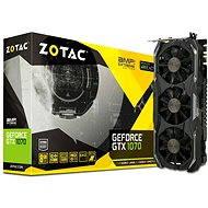 ZOTAC GeForce GTX 1070 AMP Extreme - Grafická karta