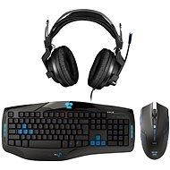 E-Blue Cobra 3 v 1 - Súprava klávesnice a myši