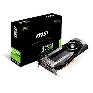 MSI GeForce GTX 1080 Founders Edition - Grafická karta