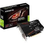 GIGABYTE GeForce GTX 1050 Tí D5 4G - Grafická karta