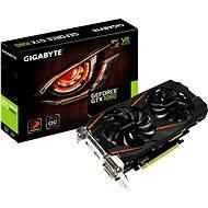 GIGABYTE GeForce GTX 1060 WINDFORCE OC 3G - Grafická karta
